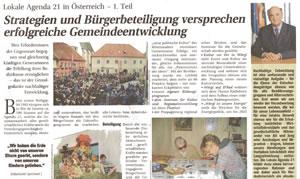 Agenda 21 in Österreich