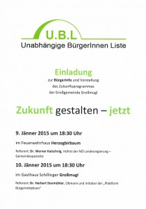 150109EinladungBürgerinfo