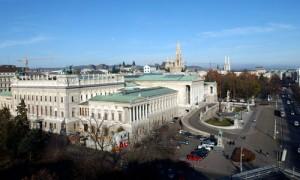 Parlament, Ringstrasse, Ring, Wien Foto: Clemens Fabry