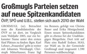 BB Korneuburg 10.03.2010