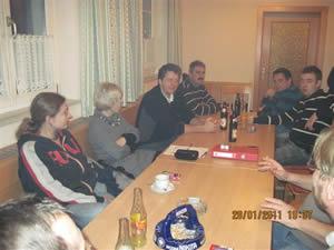 Bürgerstammtisch in Nursch