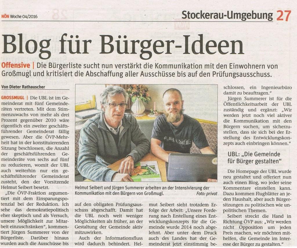 160127NÖN-KO-U.B.L Großmugl-Summerer-Seibert1 Blog für Bürgerideen