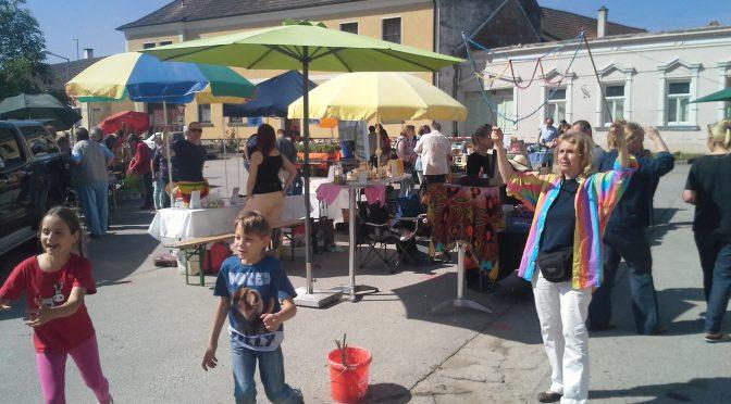 Markttag – schön und erfolgreich