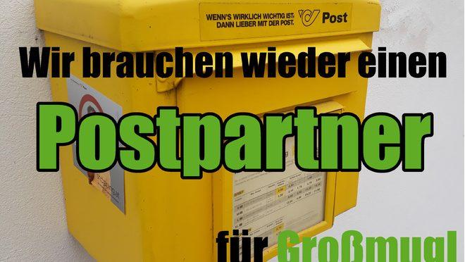 postpartner für großmugl