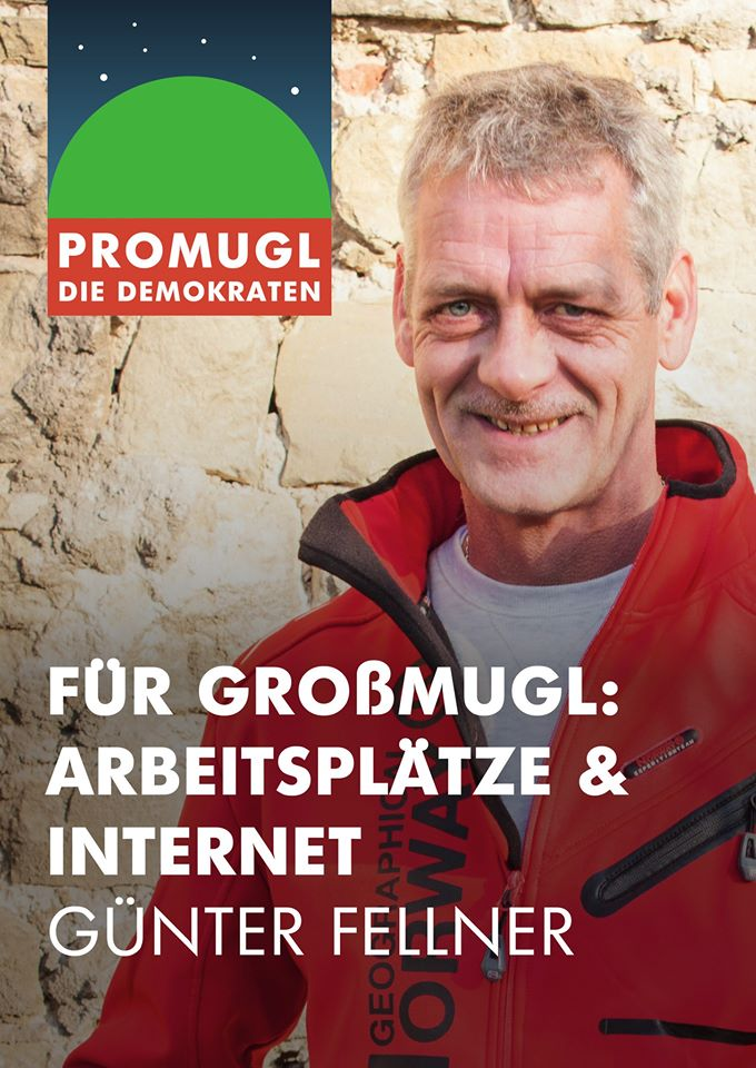 Günter Fellner, Kandidat für proMugl